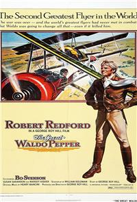 The Great Waldo Pepper (1975) 1080p Poster