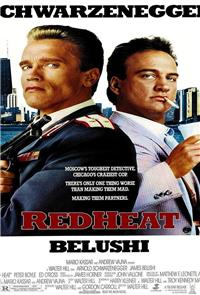 Red Heat (1988) Poster