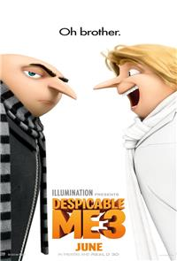 Despicable Me 3 (2017) 1080p Poster
