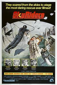 Sky Riders (1976) 1080p Poster