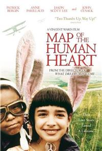 Map of the Human Heart (1993) Poster