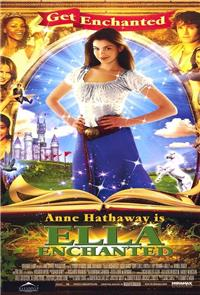 Ella Enchanted (2004) 1080p Poster