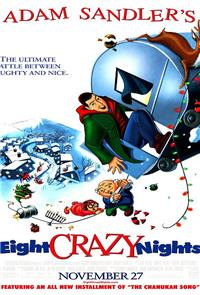 Eight Crazy Nights (2002) 1080p Poster
