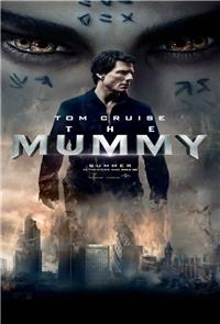The Mummy (2017) 3D Poster