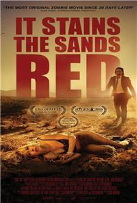 It Stains the Sands Red (2016) 1080p Poster