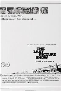 The Last Picture Show (1971) Poster