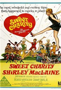 Sweet Charity (1969) Poster