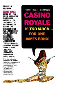 Casino Royale (1967) 1080p Poster