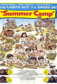 Summer Camp (1979) Poster