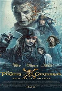 Pirates of the Caribbean: Dead Men Tell No Tales (2017) 3D Poster