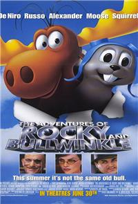 The Adventures of Rocky & Bullwinkle (2000) 1080p Poster