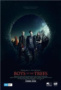 Boys in the Trees (2016) Poster