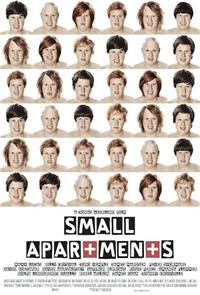Small Apartments (2012) Poster