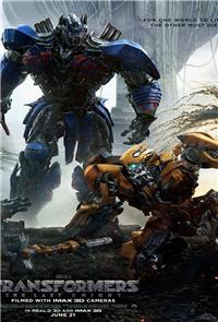 Transformers: The Last Knight (2017) 3D Poster