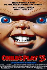 Child's Play 3 (1991) 1080p Poster