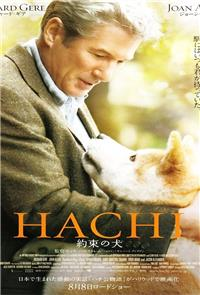 Hachi: A Dog's Tale (2009) 1080p Poster