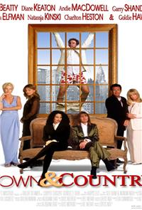 Town & Country (2001) Poster