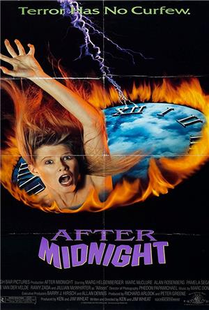 After Midnight (1989) 1080p Poster