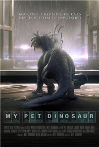 My Pet Dinosaur (2017) Poster