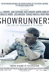 Showrunners: The Art of Running a TV Show (2014) Poster