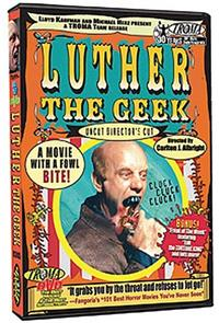 Luther the Geek (1990) Poster
