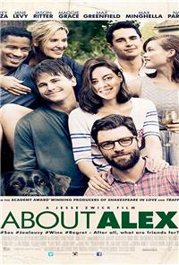 About Alex (2014) Poster