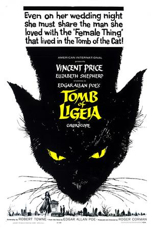 The Tomb of Ligeia (1964) 1080p Poster