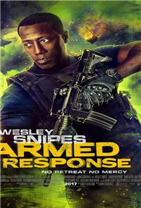 Armed Response (2017) Poster