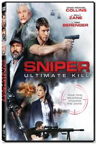 Sniper: Ultimate Kill (2017) Poster