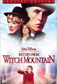 Return from Witch Mountain (1978) 1080p Poster