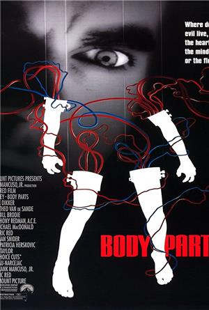 Body Parts (1991) Poster