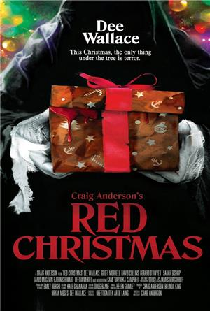 Red Christmas (2016) 1080p Poster