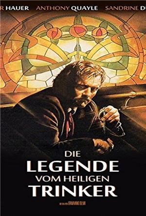 The Legend of the Holy Drinker (1988) Poster