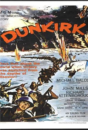 Dunkirk (1958) 1080p Poster