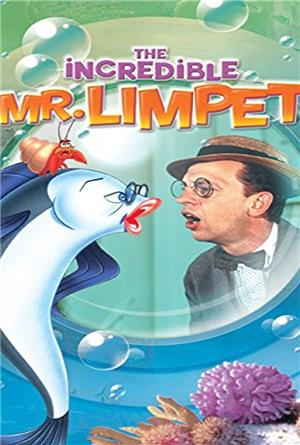 The Incredible Mr. Limpet (1964) 1080p Poster
