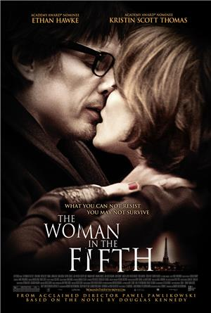 The Woman in the Fifth (2011) Poster