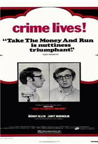 Take the Money and Run (1969) 1080p Poster