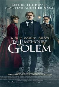 The Limehouse Golem (2017) 1080p Poster