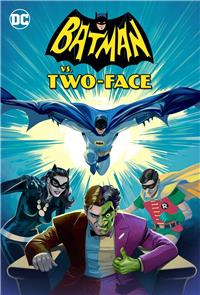 Batman vs. Two-Face (2017) 1080p Poster