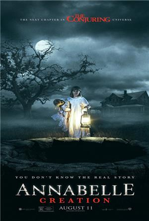 Annabelle: Creation (2017) 1080p Poster