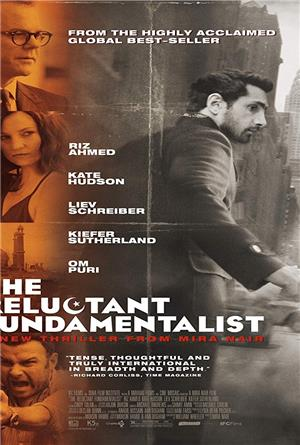The Reluctant Fundamentalist (2013) 1080p Poster