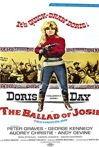 The Ballad of Josie (1967) Poster