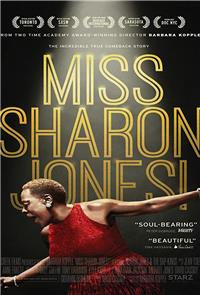 Miss Sharon Jones! (2015) Poster