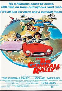 The Gumball Rally (1976) 1080p Poster