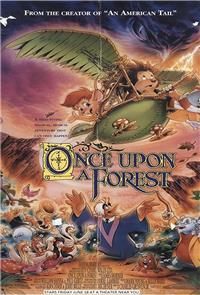 Once Upon a Forest (1993) Poster
