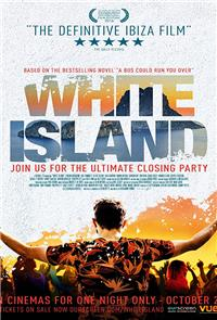White Island (2016) Poster