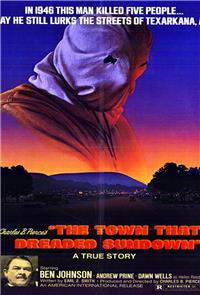 The Town That Dreaded Sundown (1976) poster