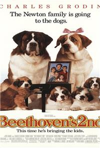 Beethoven's 2nd (1993) Poster