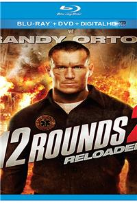 12 Rounds 2: Reloaded (2013) Poster