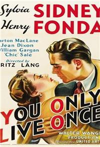 You Only Live Once (1937) 1080p Poster